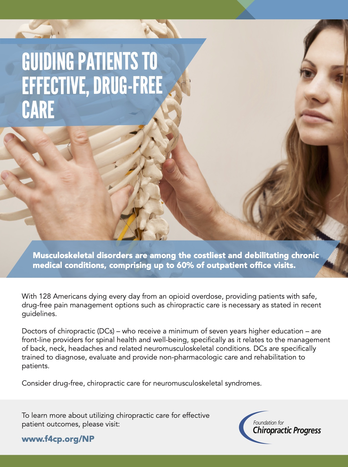 guiding patients to effective drug free care
