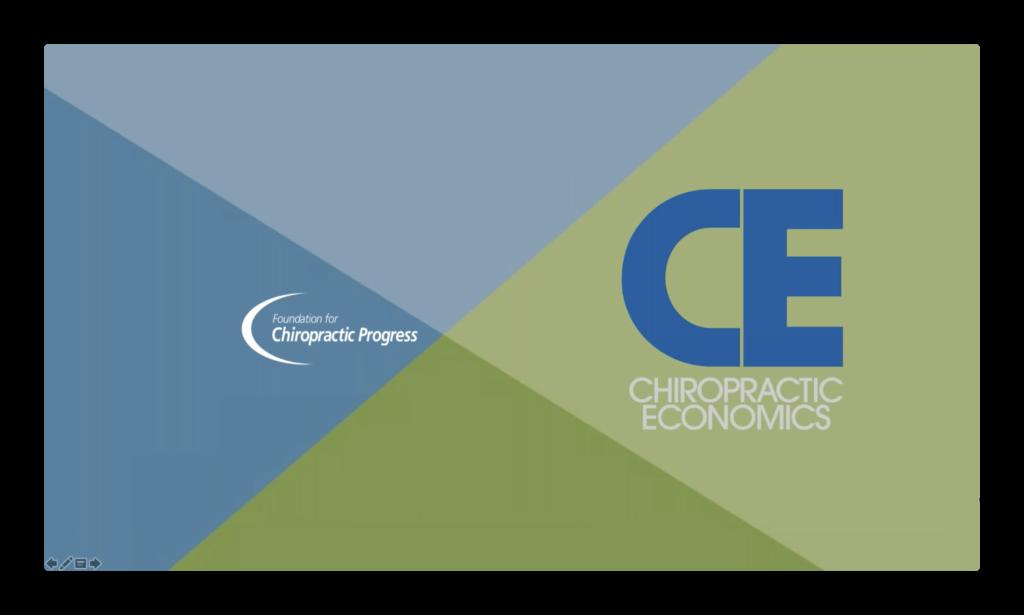 10 Chiropractic Economics